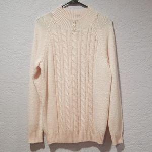 Karen Scott Petite sweater